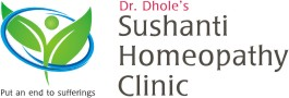 Dr Nitin Dhole's Sushanti Homeopathy Clinic Aurangabad India - Customized homeopathy treatments online